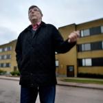 Landskrona. Staden som förföll. Allan Karlsson fd kommunpolitiker.