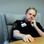 Borlänge. Mats Jonsson, Dalapolisens kriminalunderrättelsetjänst.