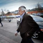 """Borlänges ekonomi klarar inte de stora flyktingströmmarna, varnar politikerna: """"Jag ser risken för att vi får en underklass med etniska förtecken"""", säger Nils Gossas (MP)."""