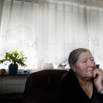 Nayla Moussa går numera aldrig mer till Ronnas centrum där hennes söner mördades.