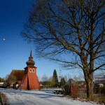 I de pittoreska byarna vid Dalälven strax utanför Borlänge röstade 16,7 procent på Sverigedemokraterna i senaste kommunvalet. Fler än någon annanstans i det röda Dalarna. Fast här bor nästan inga invandrare alls.