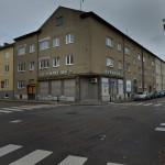 Lokalen på hörnet har stått tom en längre tid trots att den ligger centralt i en stad med billiga hyror.