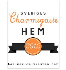 Sveriges charmigaste hem 2012