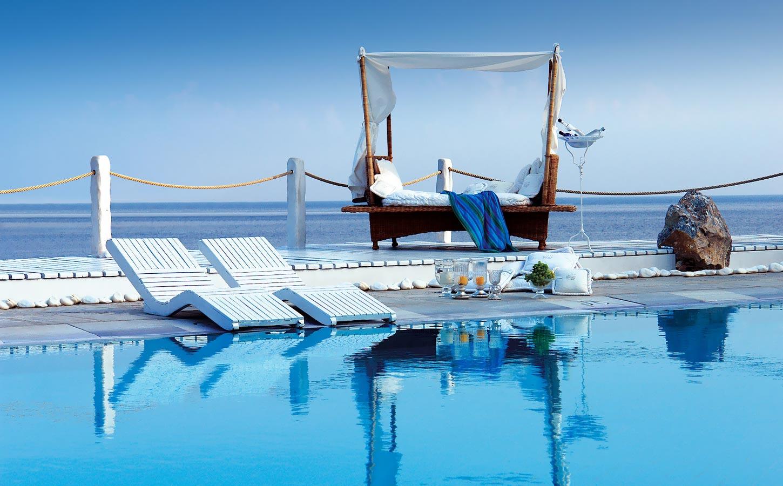 Kivotos Hotel, Mykonos - Greec