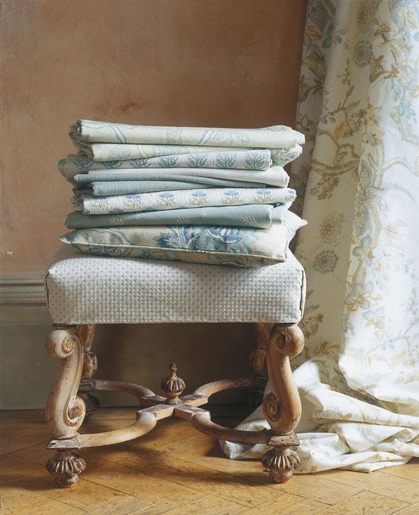calcott, Linwood, textil, tyg
