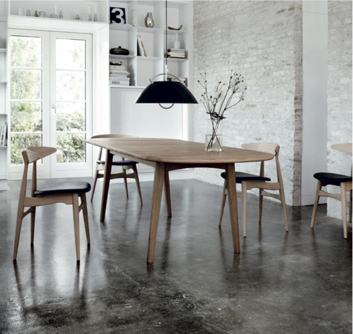 hanswegner, carlhansen, dansk design