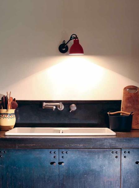 lampe gras, industrilampa
