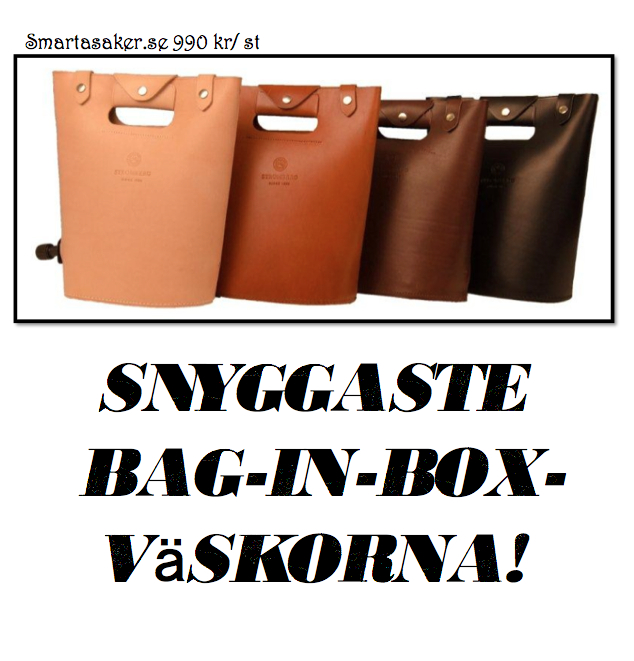 vinbox bag in box förvaring