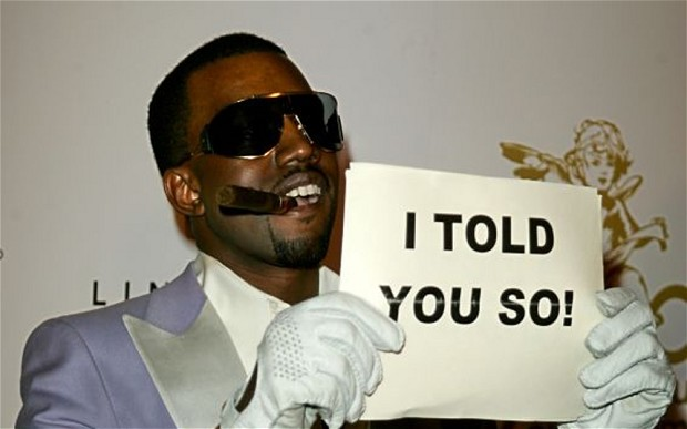 Kanye West - konungarnas konung