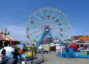 Wonderwheel Coney Island