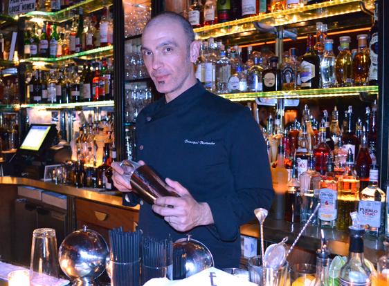 Dushan Zaric är delägare och bartender på cocktailbaren Employees Only.