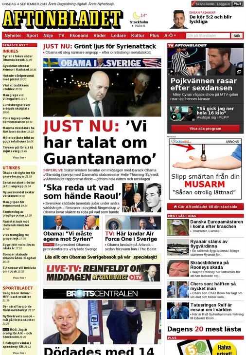 Aftonbladet slar historiska lasarrekord