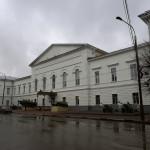 Militärmuseet i Rjazan.