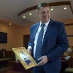 – Presidenten är intresserad av jordbruksfrågor,Nikolaj Semisotov