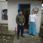 Michajlovkas kommunala kulturcenter där Semisotovs Enade Ryssland disponerar två rum som partilokaler