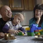 Jevgenij och Karina Sytjovs är den nya tidens mönsterpar