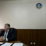 – Vi vill att man nämner vårt folk både vid invigningen av olympiska spelen och vid avslutningen, säger Asker Sjchalachov.