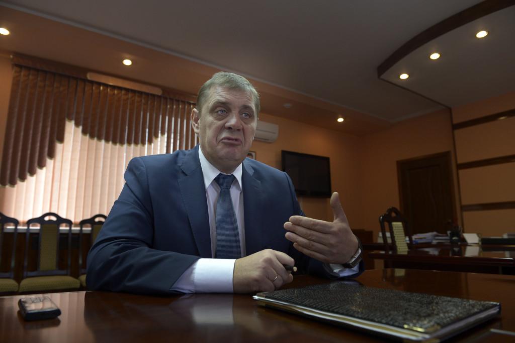 -vi är ett demokratiskt parti, säger Nikolaj Semisotov