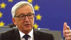 Jean-Claude Juncker, ordförande för EU-kommissionen.