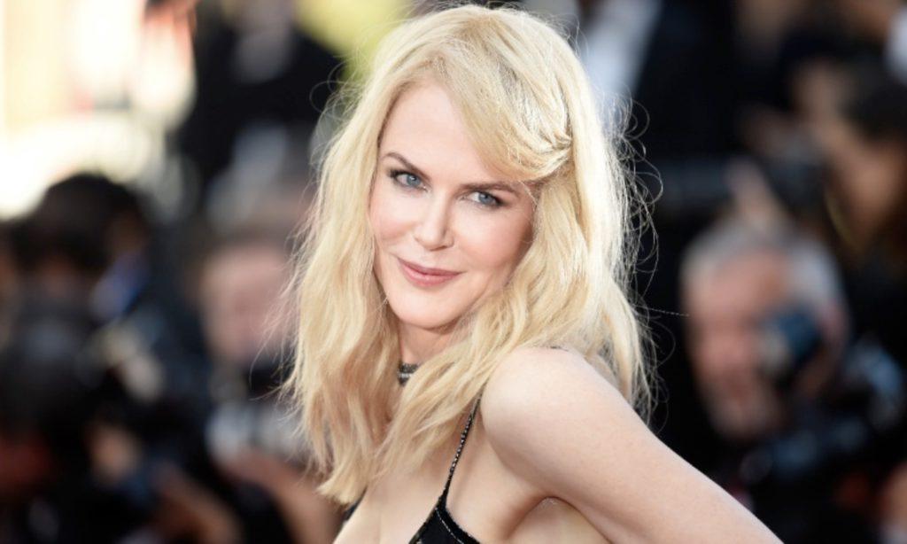 Nicole Kidman har en ömtålig hudryp