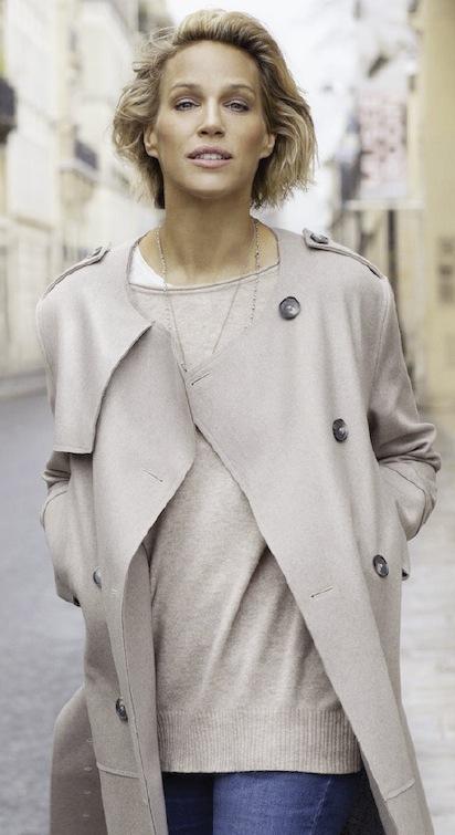 Modellen Emma Wiklund har Frankrike som förebild när hon skapar sin första parfym 2013