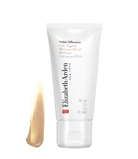 Visible Difference Multi-Targeted BB Cream passar allla hudtyper och har en spf på 30