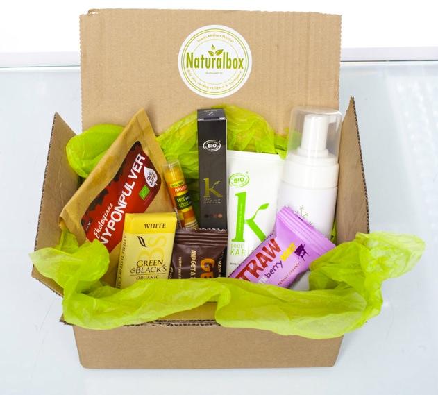 Natturalbox, en ny prenumerationstjänst och en utmärkt introduktion till ekologiska produkter.