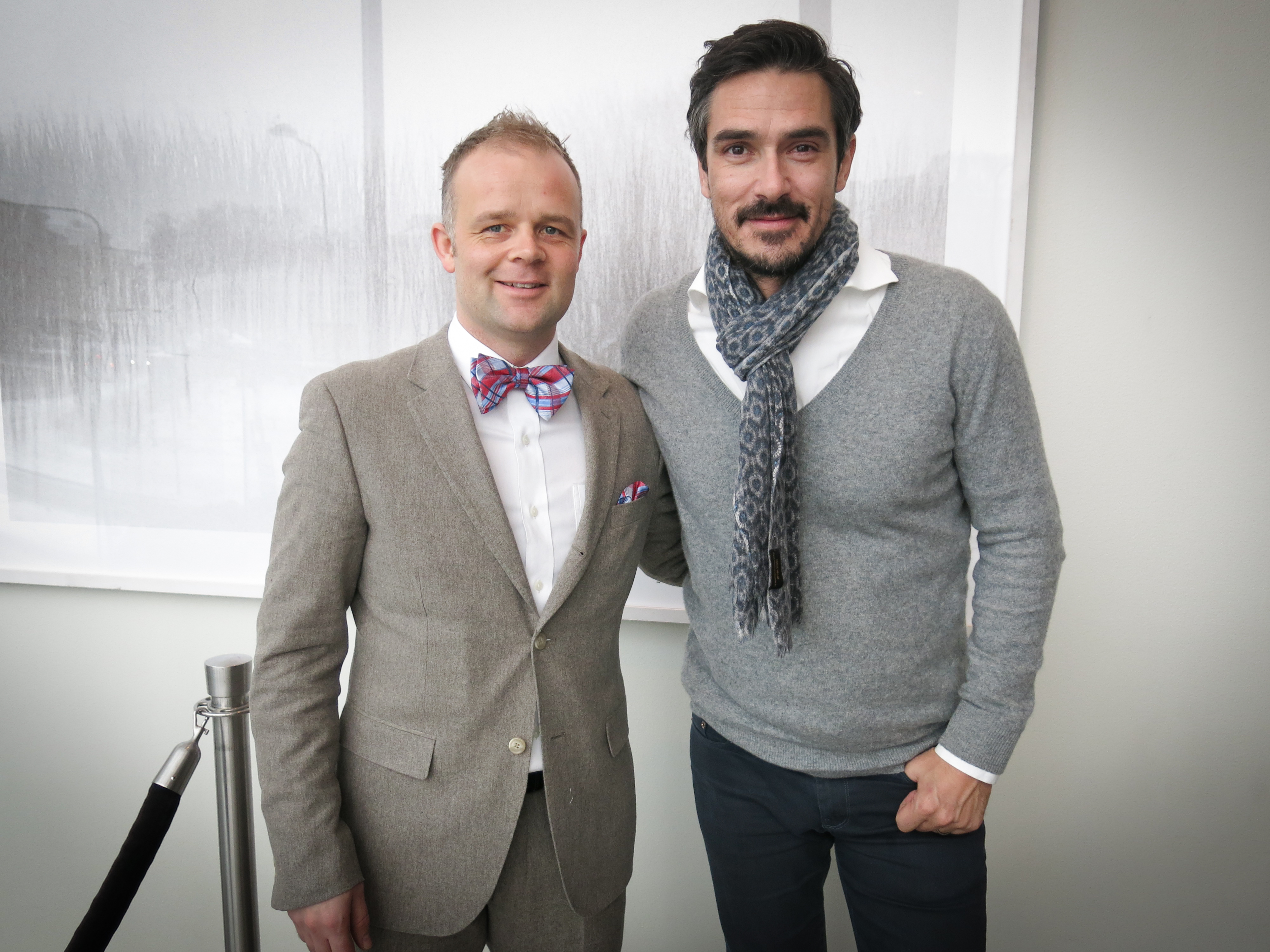 Geir Håvard Kvalheim och Läkaren Miguel
