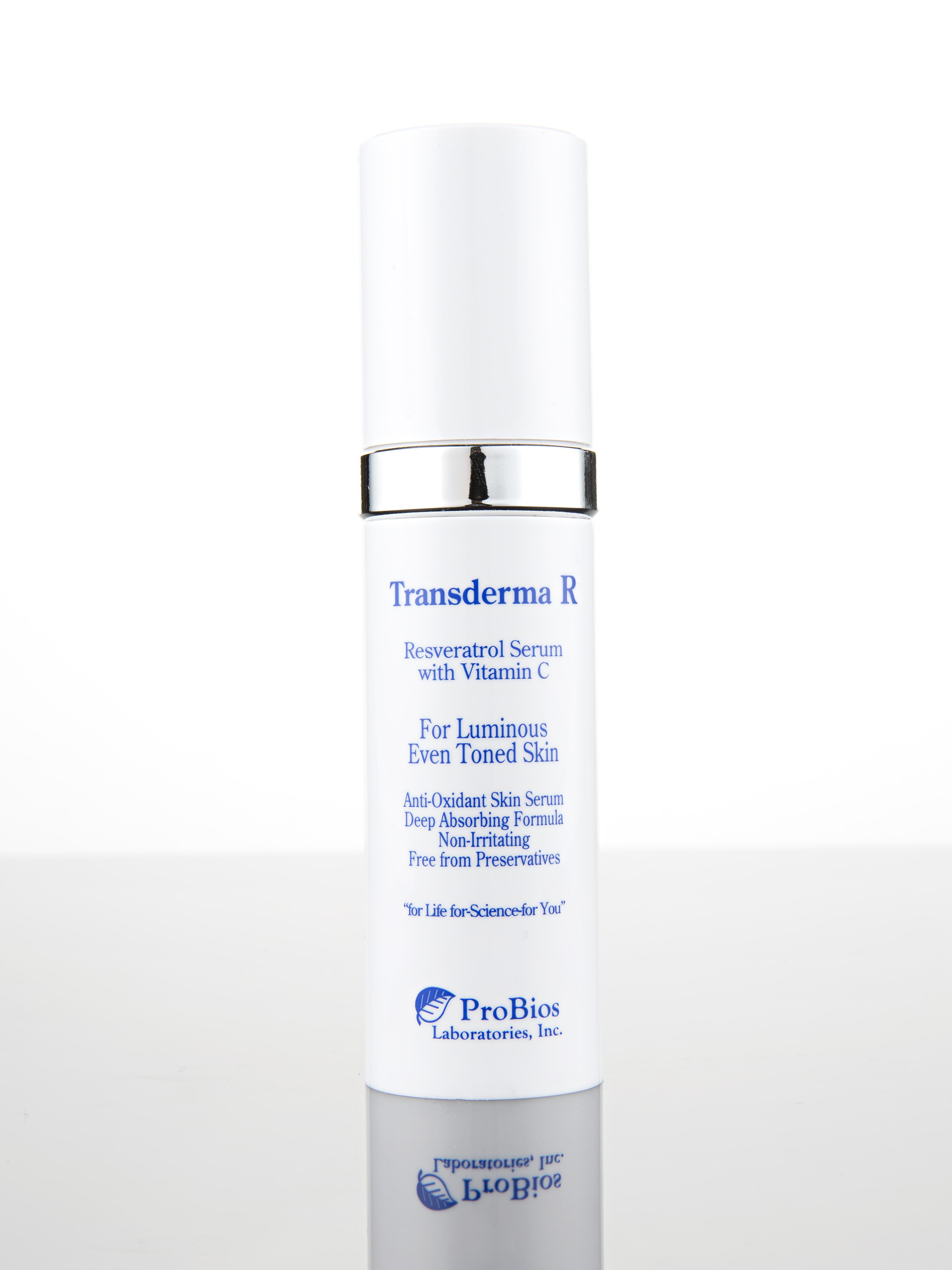 Transdermas nya serum motverkar pigmentfläckar tack vare resveratrol