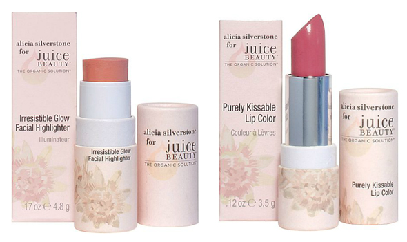 Alicia-Silverstone-for-Juice-Beauty-Irresistable-Glow-Facial-Highlighter-and-Purely-Kissable-Lip-Color