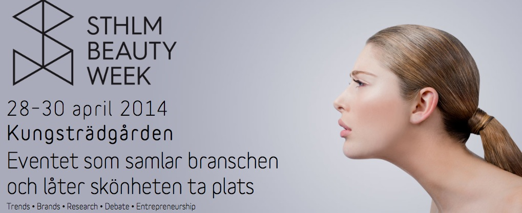 Premiär för Stockholm Beauty week 2014 i Kungsträdgården i So Stockholm