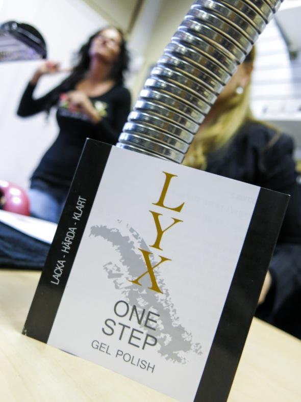 LYX cosmetics lanserar ett nytt concept av gellacker.