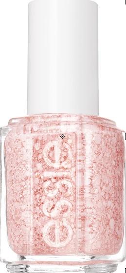 Om du bara ska köpa ett nagellack den här månaden. Köp pinking about you med fina rosa flagor i.