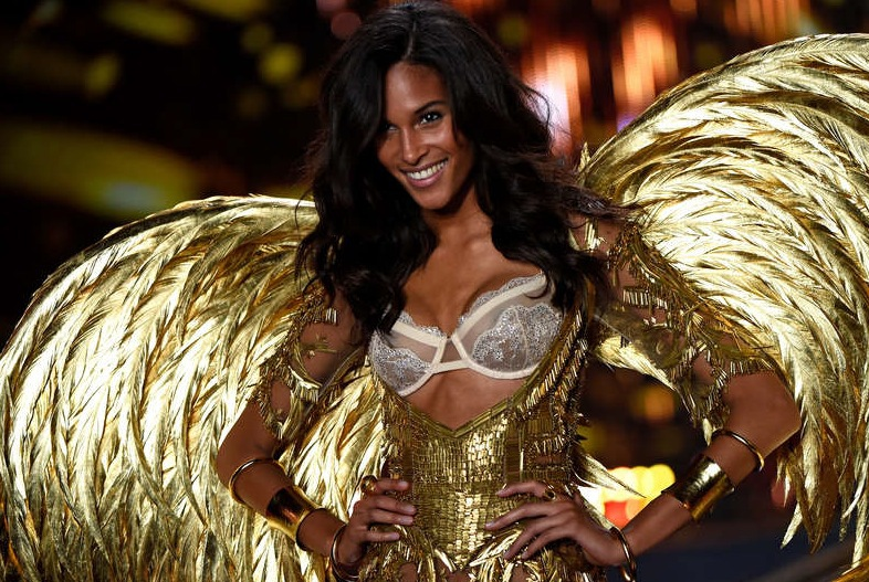 Coola modellen Cindy Bruna Foto: Getty Images
