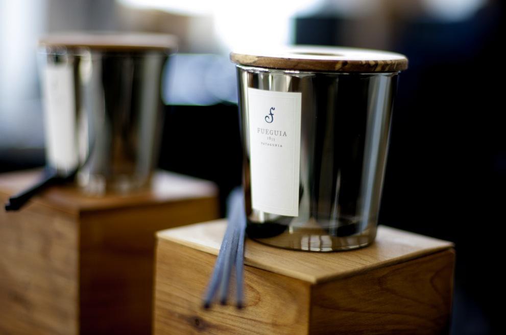 Det argentinska parfymhusets senaste doftsläpp är doftljus i de fantastiska dofterna. Låter som bingo.