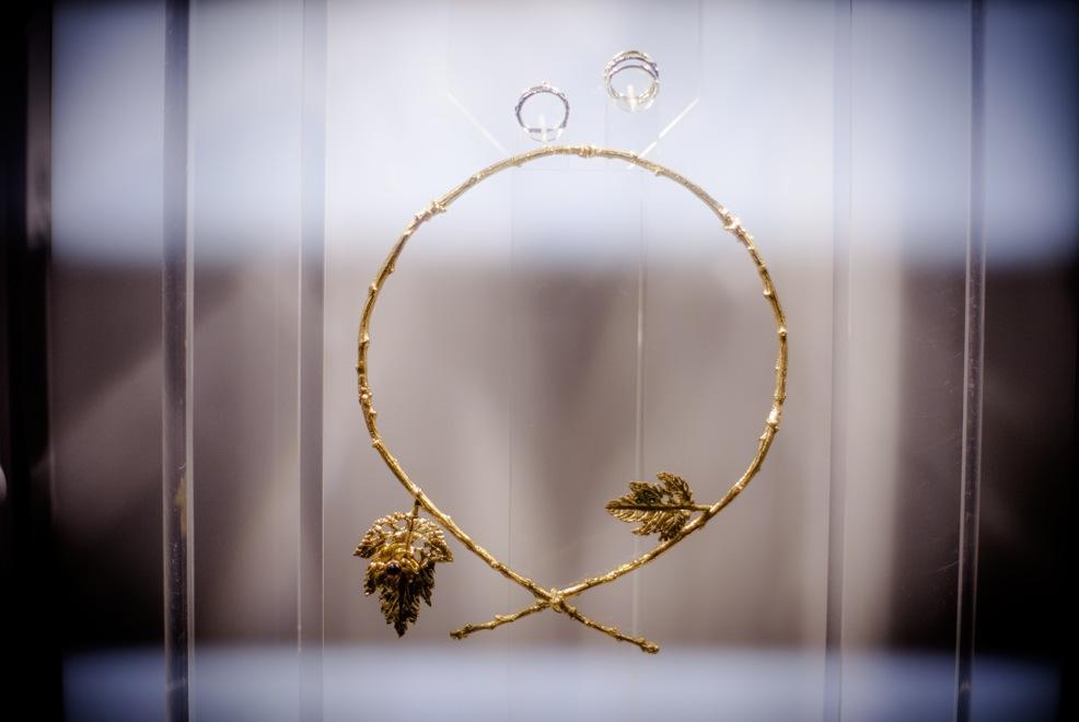 Maria Nilsdotters smycken har burits av både Madonna och kronprinsessan Victoria.
