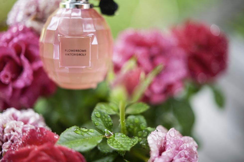 Viktor&Rolf säljer mer parfymer än kläder...