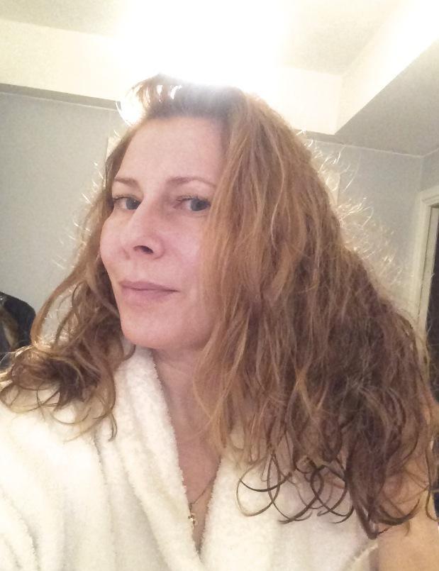 """""""Du kommer att få tillbaka självfallet i håret"""" berättade frisören Caroline Jäderblom. Det stämde."""