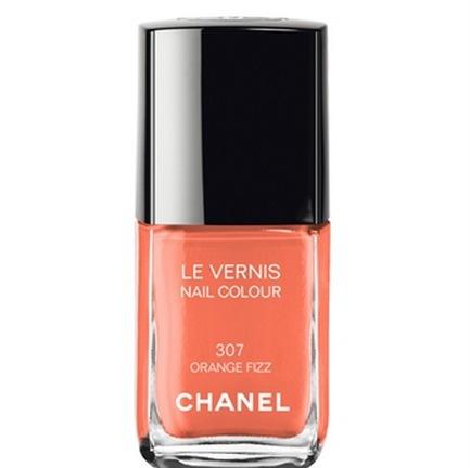Chanels orange fizz fick alla flickorna i hennes syskonskara (Caroline har sju syskon)  av mamma