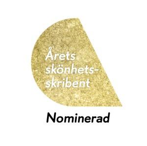 Apoteket AB har nominerat vår egen Agneta Elmegård som 'Årets skönhetsskribent 2015'!