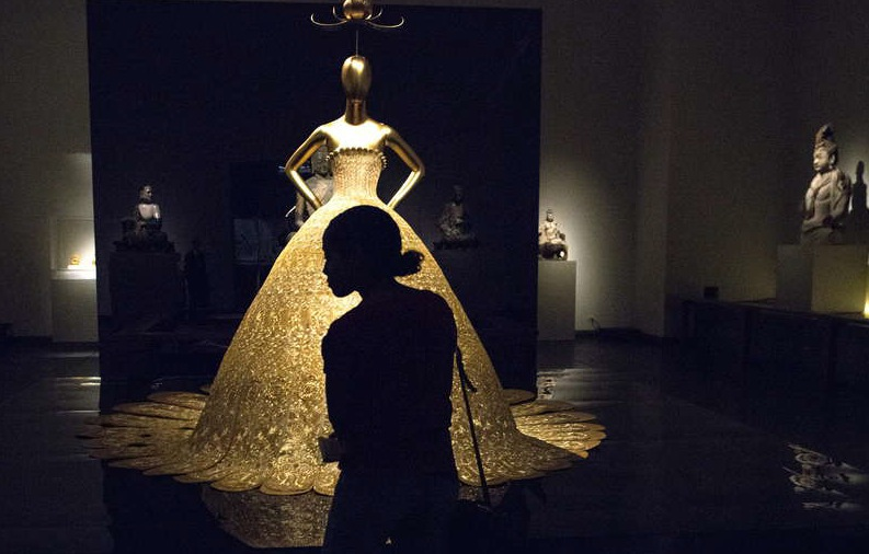 Oavsett om man är intresserad av mode eller konst så ska man planera in ett beök på Metropolitan of moderna art om man är i New York. Foto: Reuters