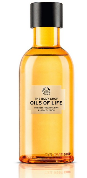 Oils of Life Intensely Revitalising Essence Lotion