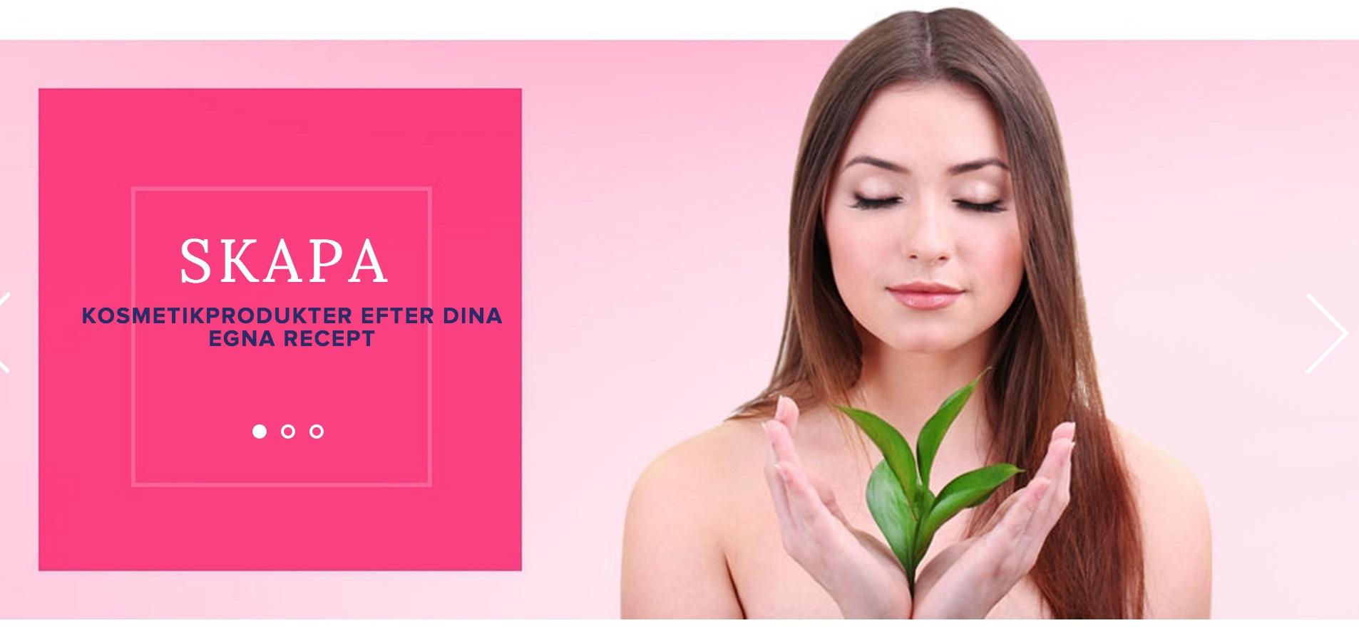 Mixnature är ett företag som hjälper dig att förverkliga dina egna recept när det kommer till hudvård. Utan konstiga ingredienser.