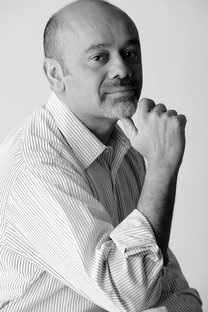 Christian Louboutin_Portrait by Olivier Buhagiar
