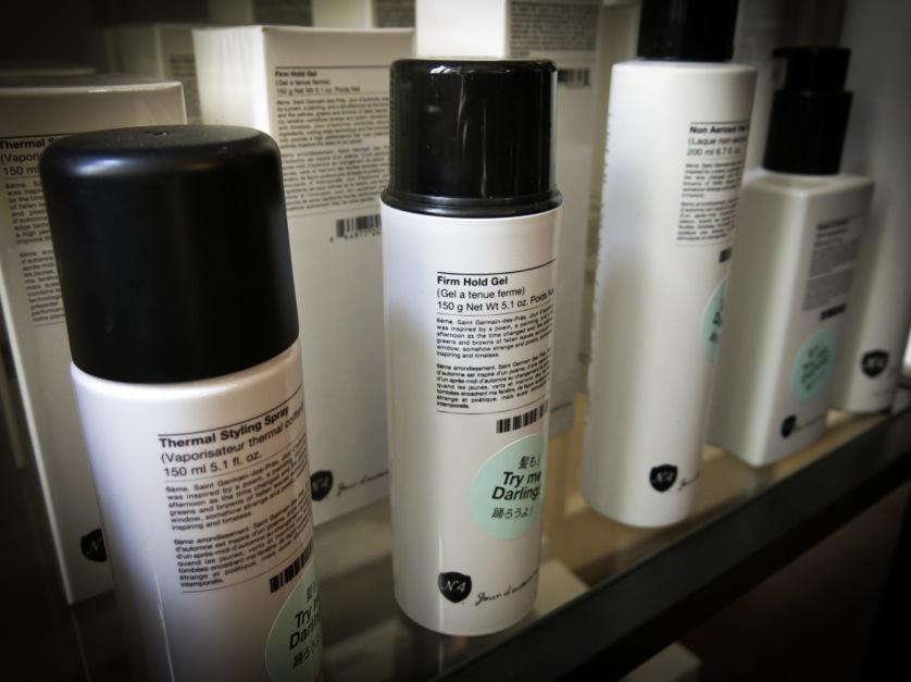 Rätt schampo till vilken luftfuktighet som påverkar ditt hår.