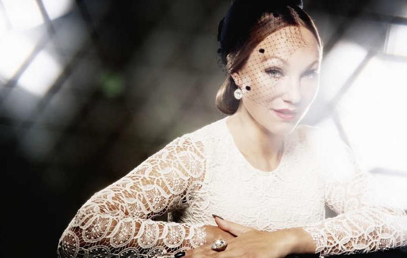 Charlotte Perrelli  fotograferad av Mia Carlsson/Aftonbladet