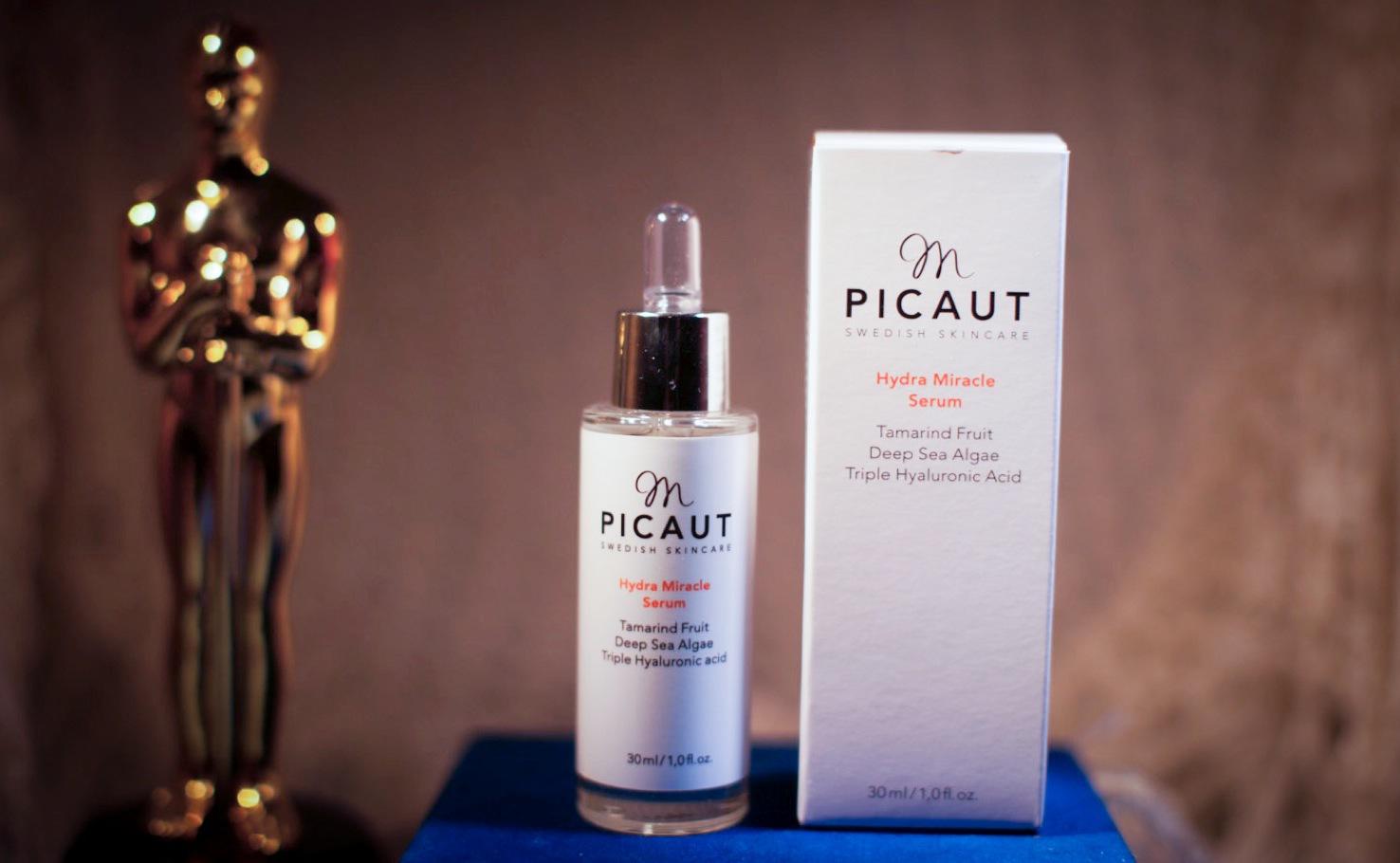 Årets ekologiska hedersomnämnande, Mette Picaut, Hydra Miracle Serum
