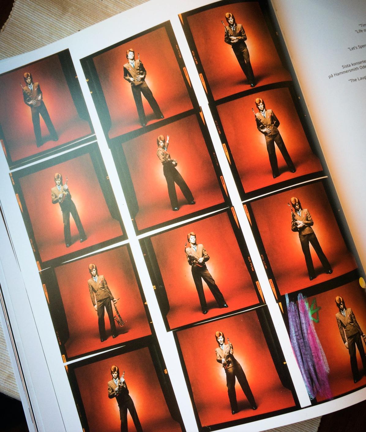 David Bowie betydde mycket för musiken men även för modett tolkningar