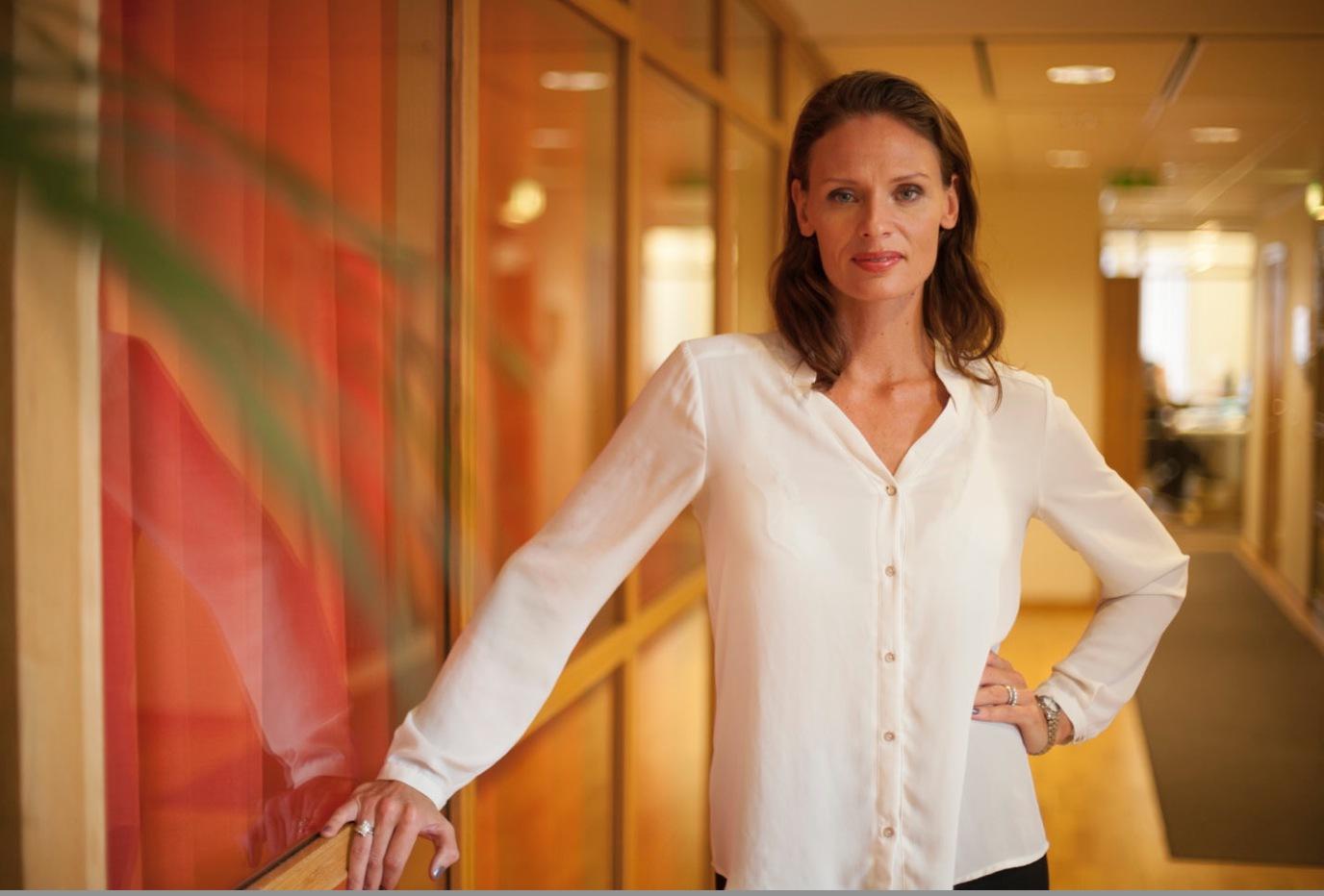 Maria Mossenberg Foto: Agneta Elmegård