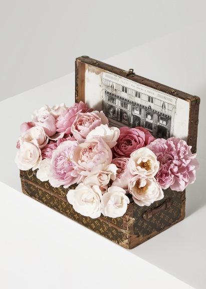 I september kommer doften med de unika och sällsynta blommorna från Grasse